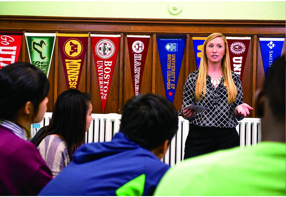 国际中学生英语夏令营
